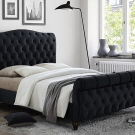 Birlea Colorado Black Bed Frame