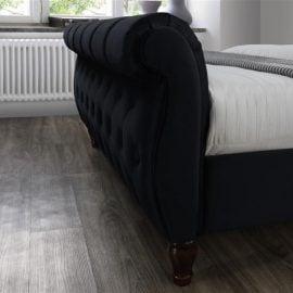 Birlea Colorado Black Bed Frame