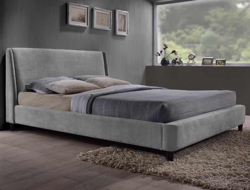Chad Fabric Bed Frame Bigmickey Ie
