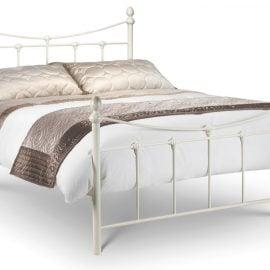 Julian Bowen Rebecca White Bed Frame
