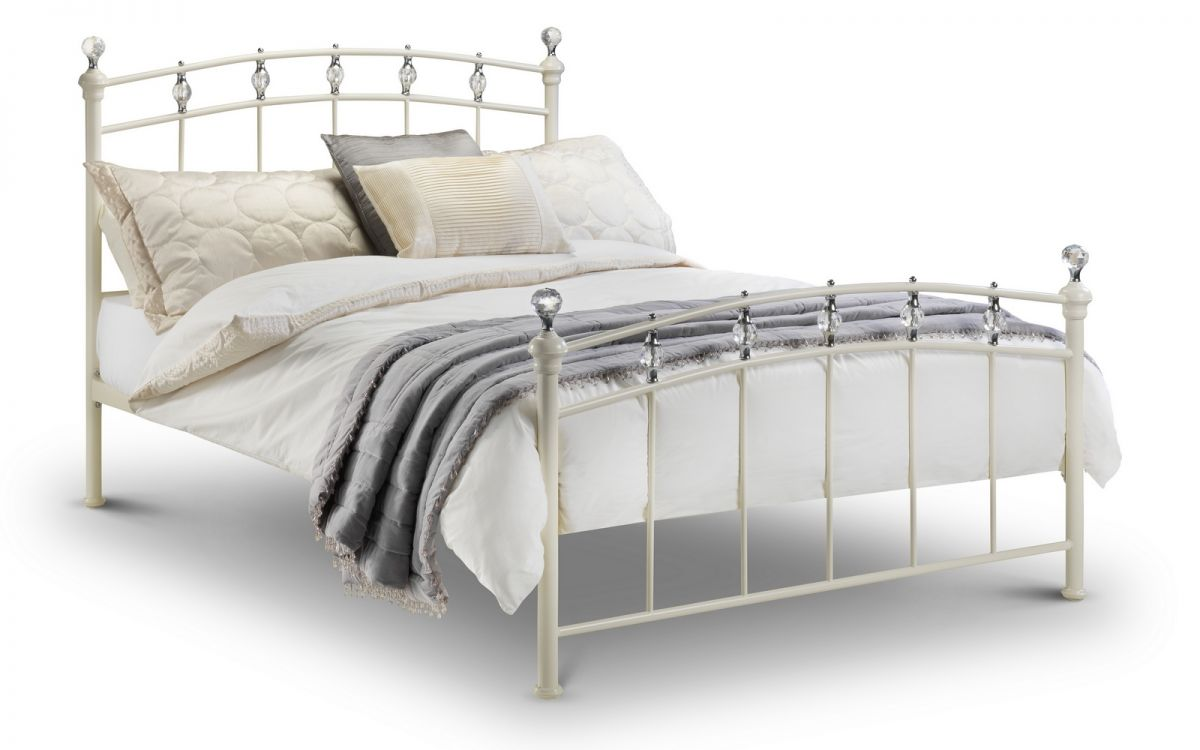 Julian Bowen Sophie Metal Bed Frame Bigmickey Ie