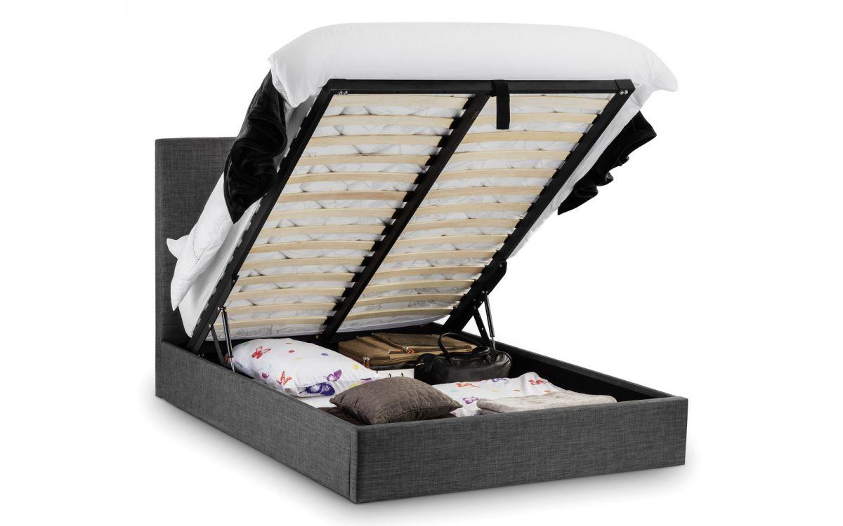 Julian Bowen Sorrento Ottoman Storage Bed Frame Bigmickey Ie