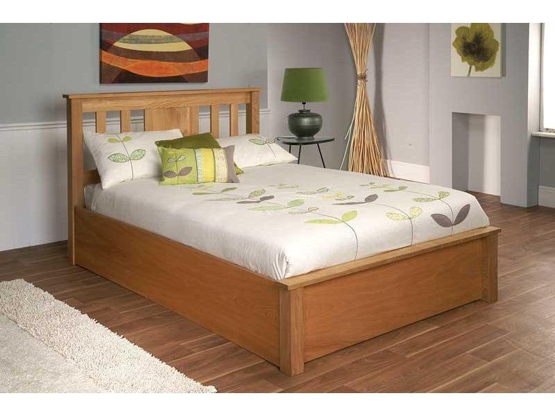 Limelight Terran Wooden Ottoman Storage Bed Frame BigMickeyie