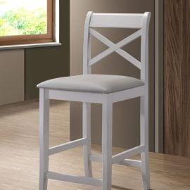 clover-stool-grey-pu