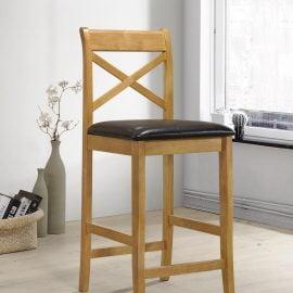 clover-stool-oak-pu