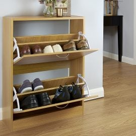 hugh-two-tier-shoe-cabinet-oak