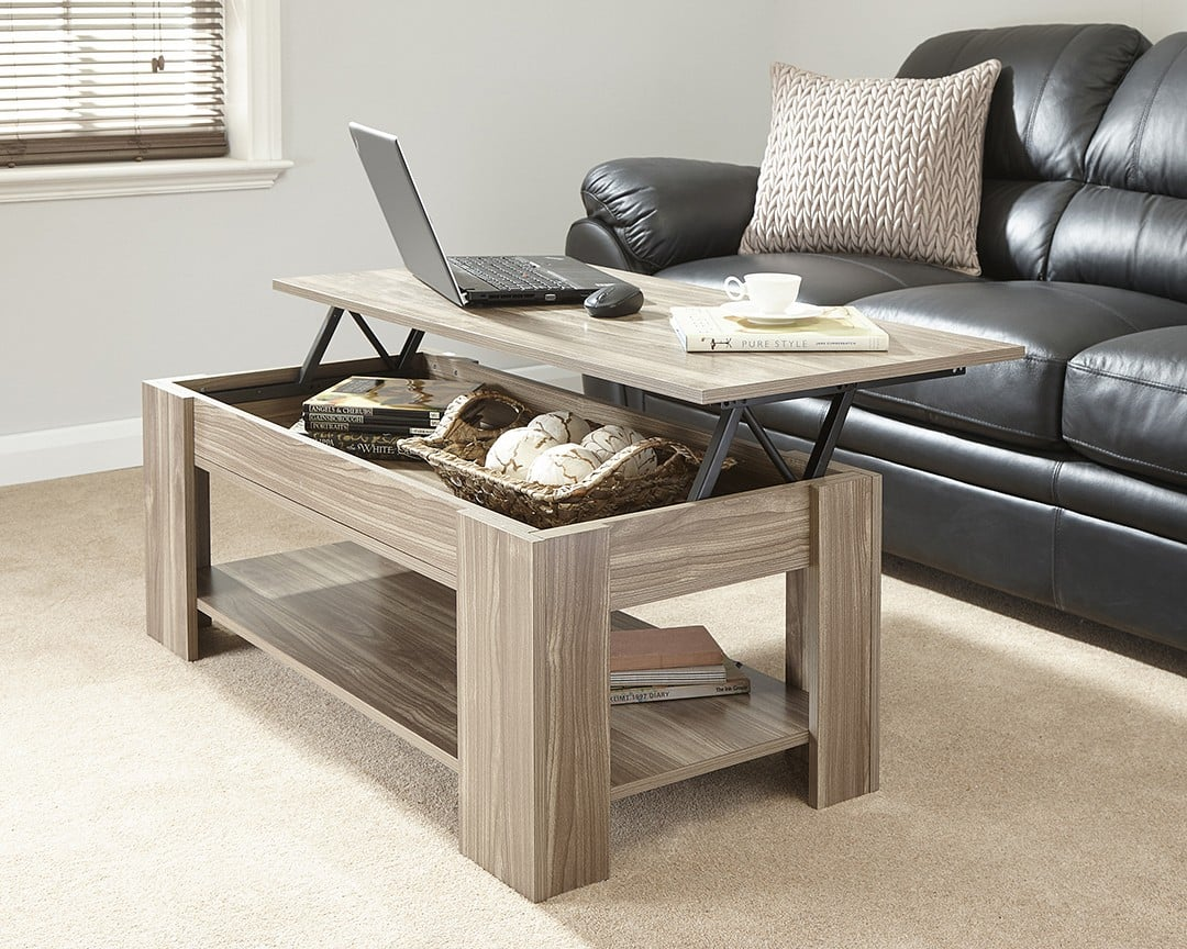 White Lift Up Coffee Table.Lilly Lift Up Coffee Table