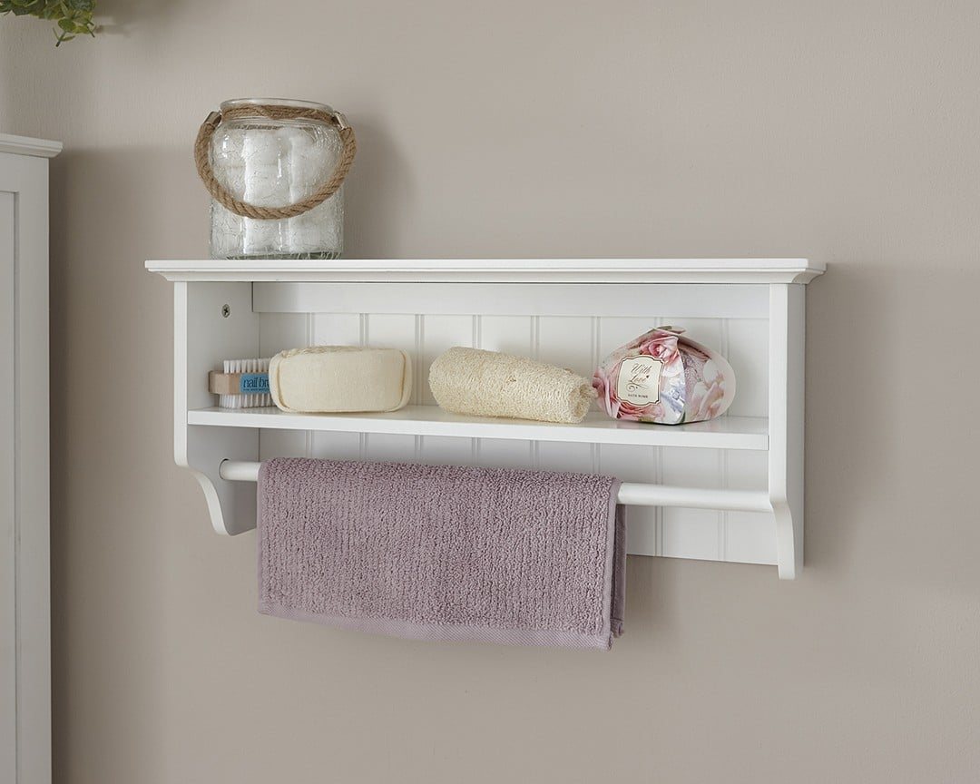 Towel Rail Shelf - BigMickey.ie