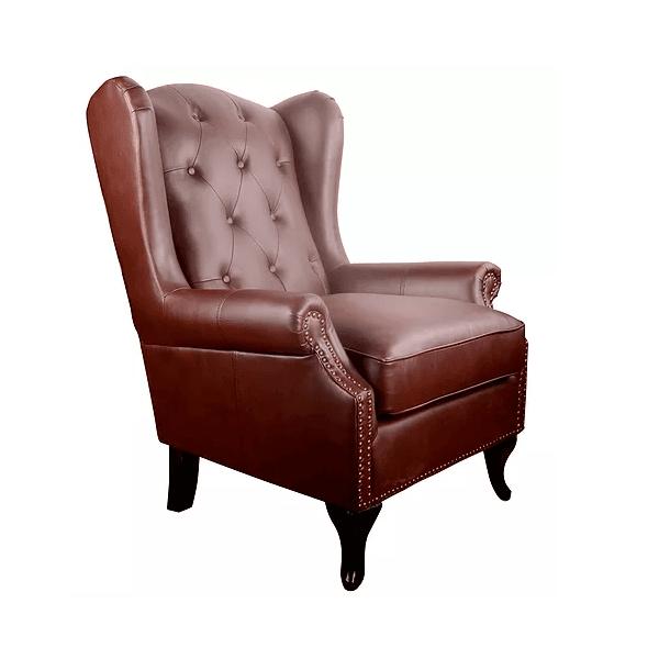 Incredible Sven Leather Armchair Ibusinesslaw Wood Chair Design Ideas Ibusinesslaworg