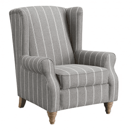 fido-one-seater-armchair-grey-striped