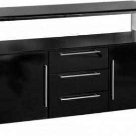 charlotte-2-door-3-drawer-sideboard-black