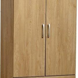 charlene-2-door-2-drawer-wardrobe-oak
