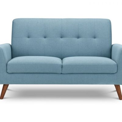 monza-blue-2-seater-sofa-front