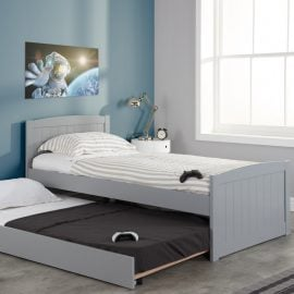 birlea-beckton-bed-frame-with-trundle-grey
