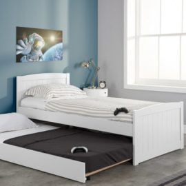 birlea-beckton-bed-frame-with-trundle-white