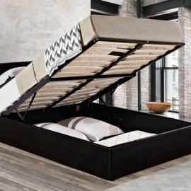 birlea-berlin-ottoman-bed-frame-black-faux-leather