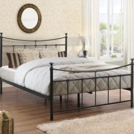 birlea-emily-metal-bed-frame-black