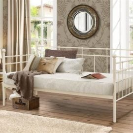 birlea-lyon-steel-daybed-cream