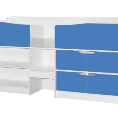 birlea-merlin-cabin-bed-white-and-blue