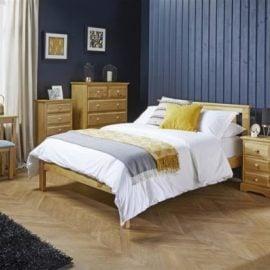 birlea-suffolk-pine-bed-frame