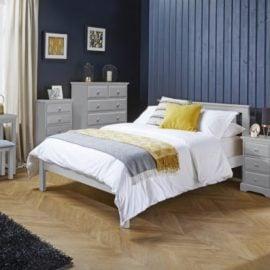birlea-suffolk-pine-bed-frame-grey
