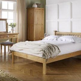 birlea-woburn-chunky-oak-bed