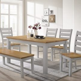 chello-dining-set-with-4-chairs-1-bench-grey
