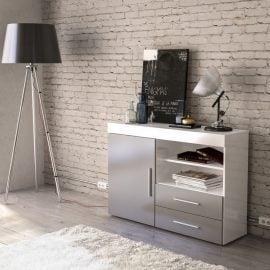edgeware-two-tone-1-door-2-drawer-sideboard-grey-white