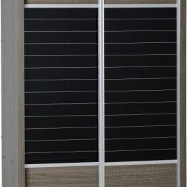 lizzie-2-door-sliding-wardrobe-black-wood-grain