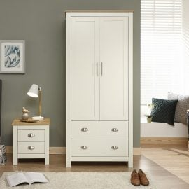 york-2-door-2-drawer-wardrobe-cream