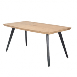 arco-1.6m-dining-table-oak