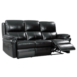 bugrasi-black-3-seater