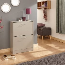 stetson-two-tier-shoe-cabinet-grey