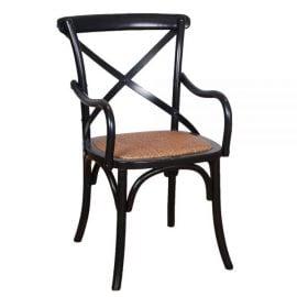 croydon-dining-arm-chair-black