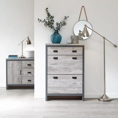 bosie-2-tier-1-drawer-shoe-cabinet