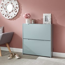 farrow-high-gloss-2-tier-shoe-cabinet-grey