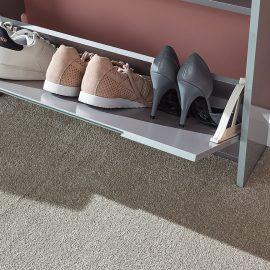 farrow-high-gloss-2-tier-shoe-cabinet-grey-open